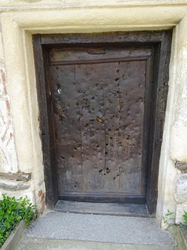 Front Door at Boymans Church