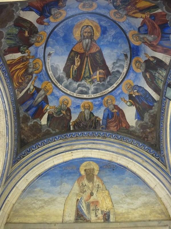 Beautiful Religious Murals