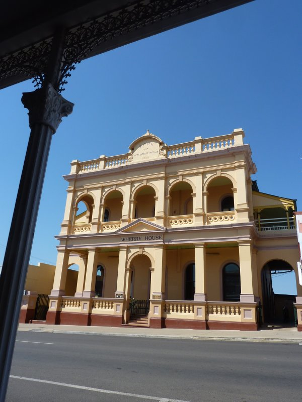 Wherry House, Charters Towers