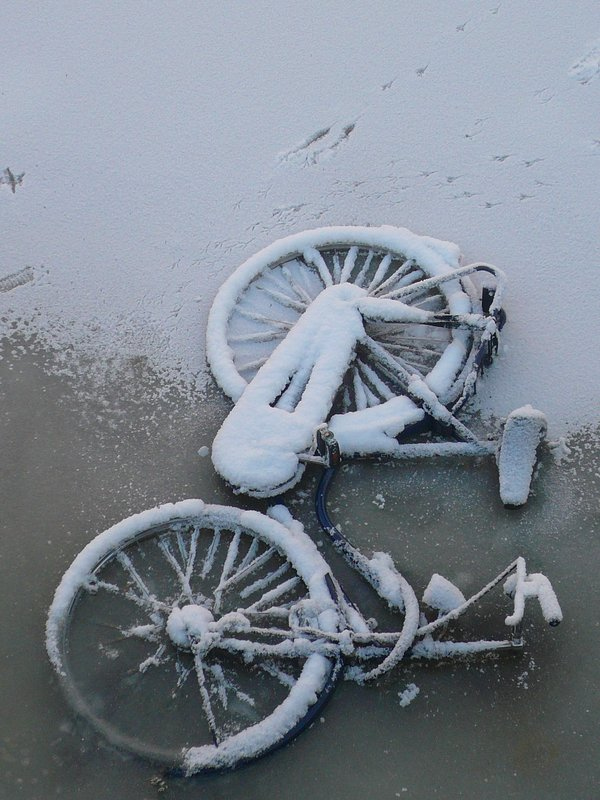 Ok, there is my bike