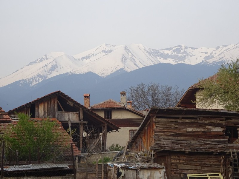 Bansko Mountains