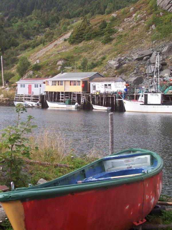 Quidi Vidi village, Newfoundland
