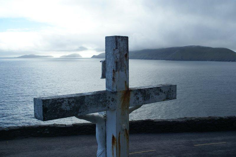 View to Blasket Islands