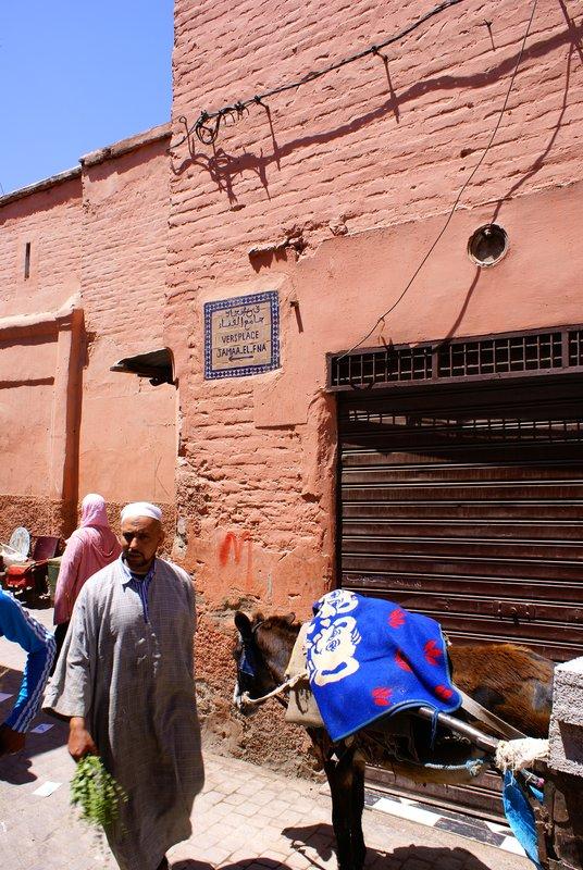 Streetlife, Marrakech