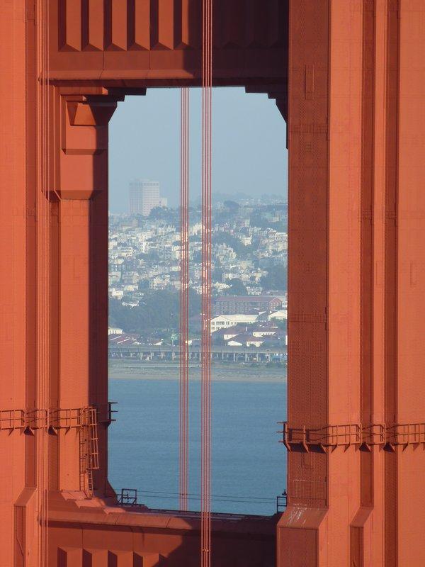 Golden Gate window