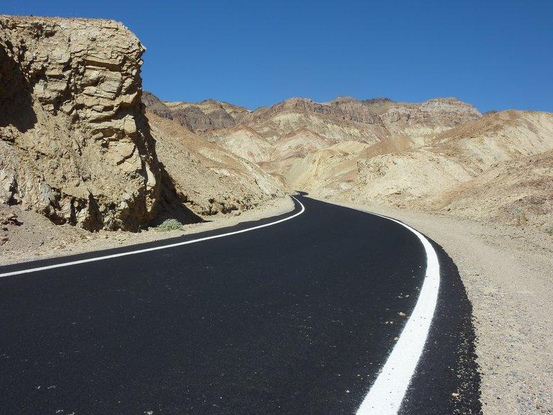 Death Valley Road, California