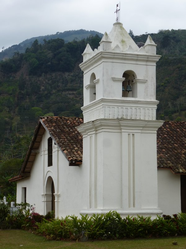 Colonial Church of Orosi