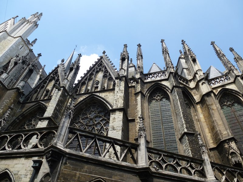 Mechelen's Cathedral