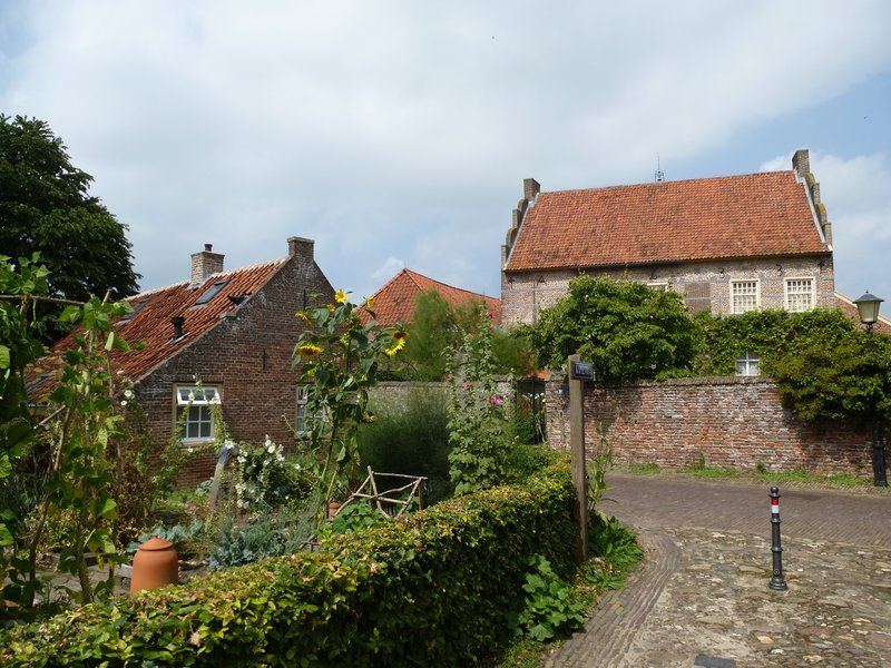 Smallest city in the Netherlands: Bronkhorst