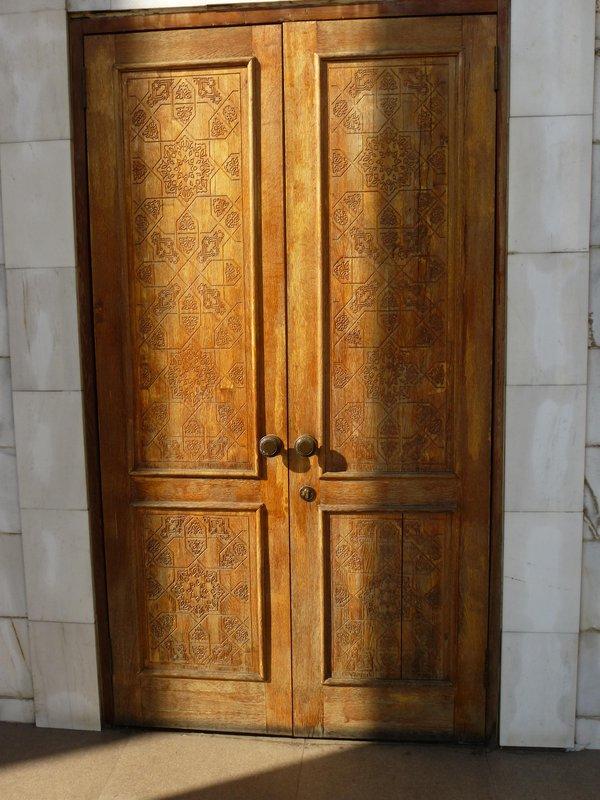 Mosque Door