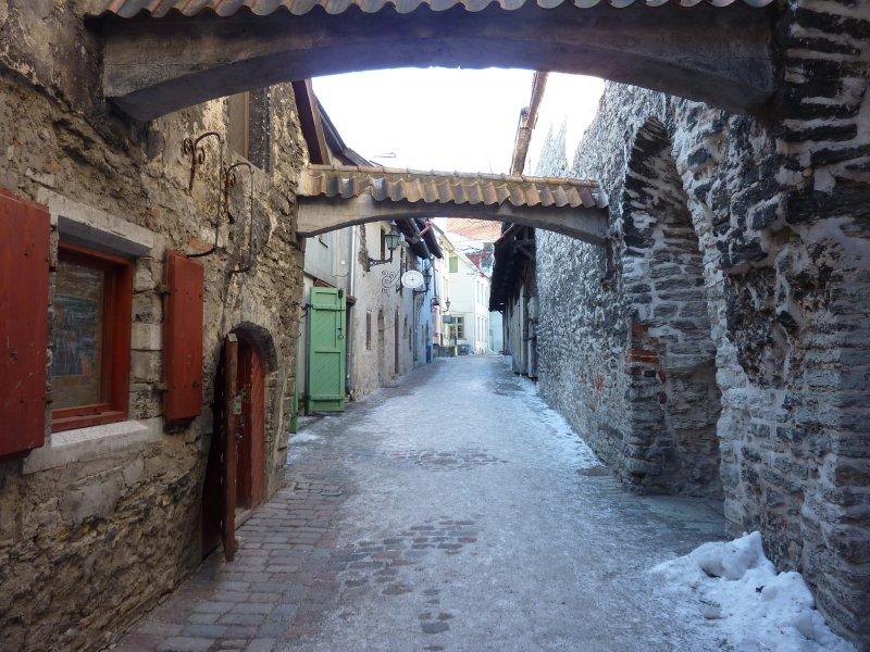 Catherine's passage, Tallinn