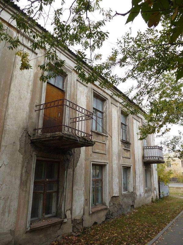 Astana's Oldest Neighbourhood