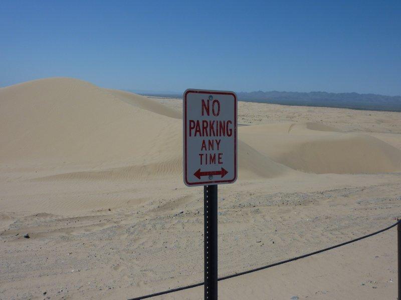 Where should I park?