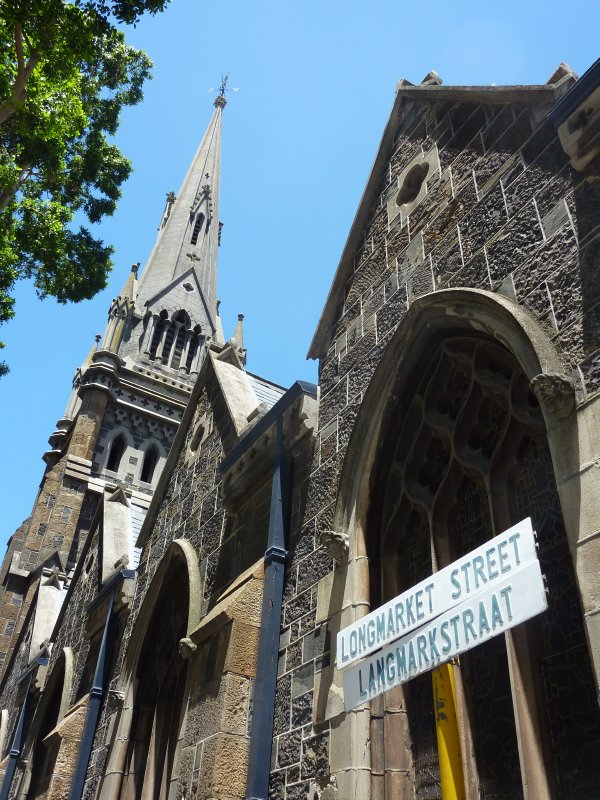 Central Methodist Mission, Cape Town
