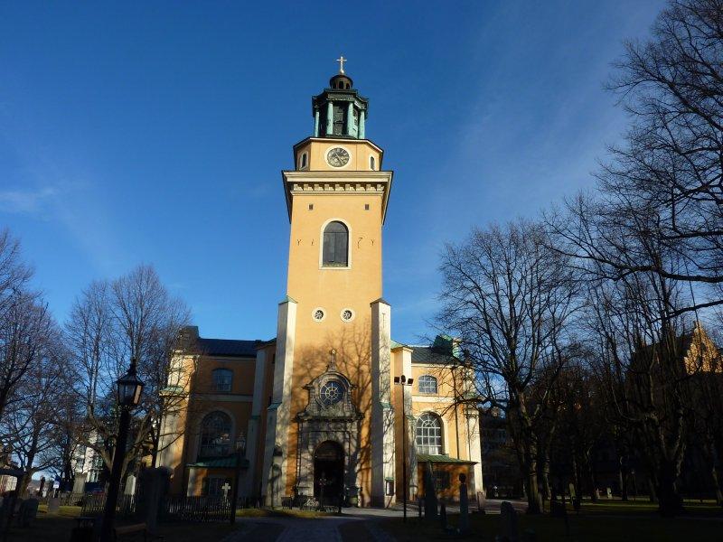 Maria Magdalena Church, Stockholm