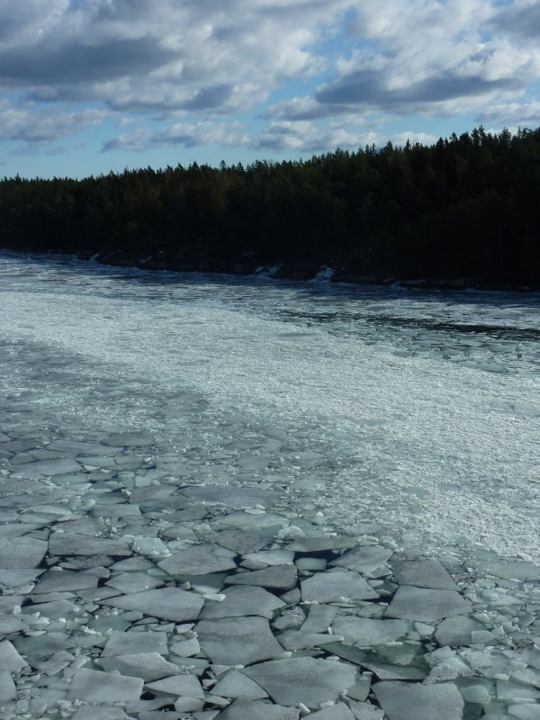 The last ice of the 2012 winter