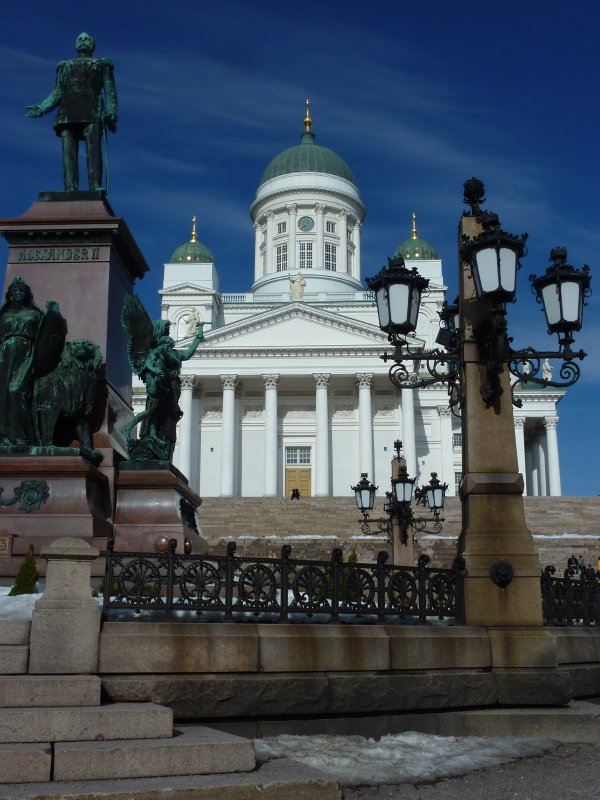 Alexander II and the Cathedral