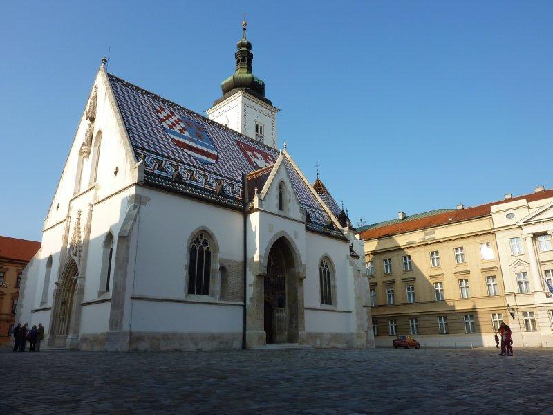 St. Mark's Church, Zagreb