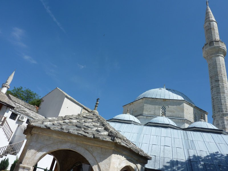 Mosque in Mostar