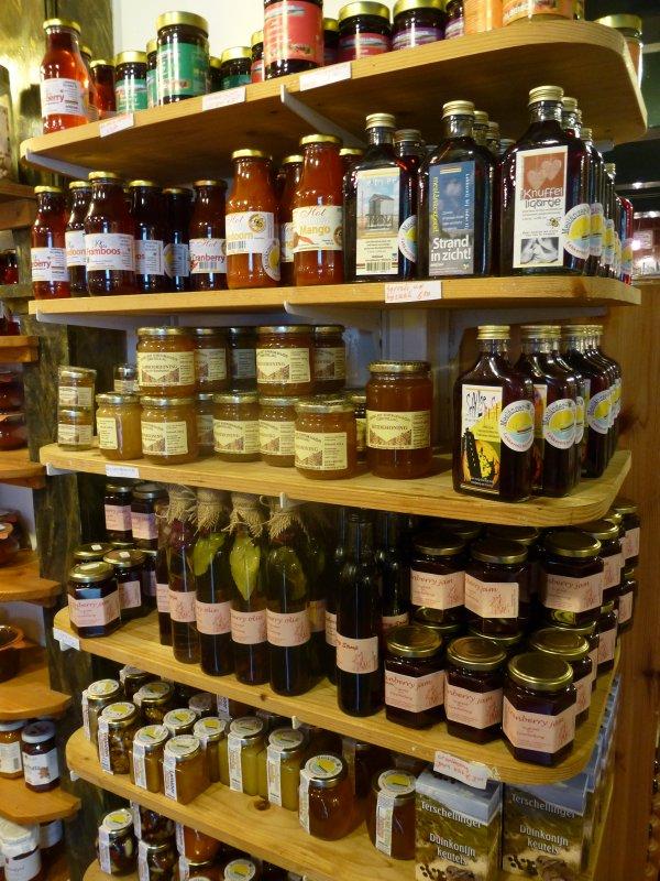 Local delicacies, Midsland, Terschelling