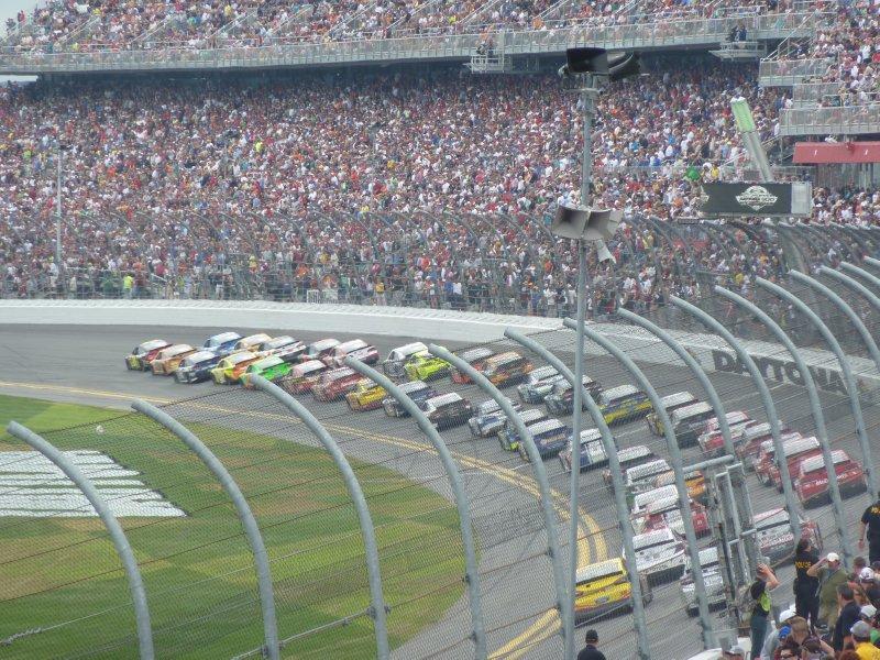 Daytona 500 start