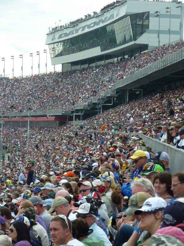 Daytona 500 madness
