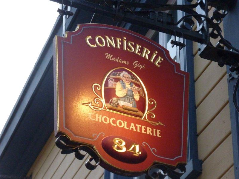 Chocolaterie de Quebec