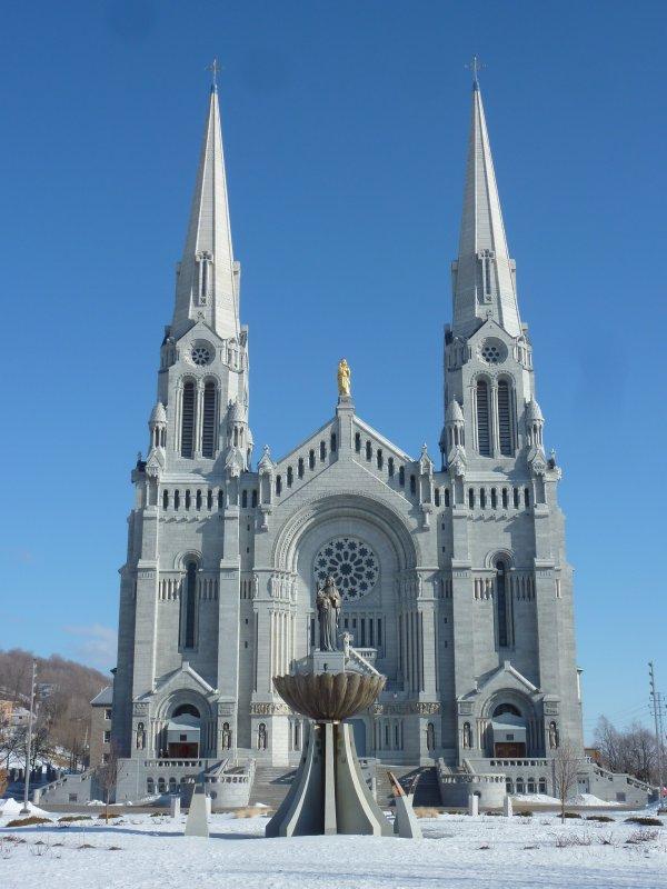 Basilica Sainte-Anne-de-Beaupré