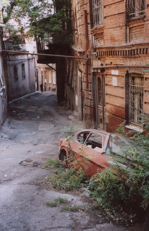Tblisi backstreet