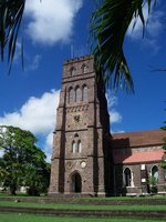 Basseterre's Cathedral