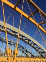 The Yellow Bridge, Utrecht