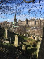 Necropolis and Cathedral of Glasgow
