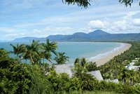 Four mile beach, Port Douglas, Qld.