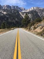 Tioga Pass (Highway 120) through Yosemite NP, California