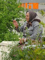 Old Lady, Plovdiv