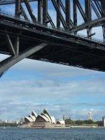 Opera House and Harbour Bridge, Sydney