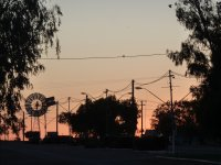 Sunset in Boulia, Queensland