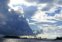 Temoe Atoll, Gambier Archipel