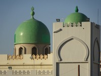 Green Domes