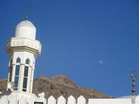 Mosque in Wadi Bani Kharus