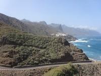 Tenerife's Beautiful Northern Coastline