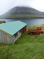 Muli, view towards Vidoy island