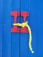 Fisherman's door, Newfoundland
