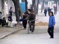 Kaesong streetlife