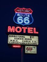 Historic Route 66 Motel, Seligman, Arizona