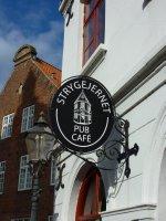 Bar in Ribe, Denmark
