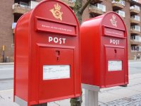 Danish post boxes, Vejle
