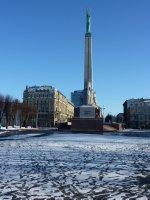 Freedom Monument, Riga