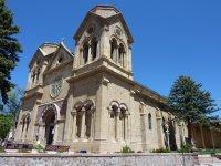 St Francis Cathedral, Santa Fe