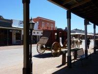 Wild West in Tombstone